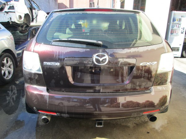 2008 MAZDA CX7 | Dismantling Now | Penrith Auto Recyclers are dismantling major brand cars right now! We offer fully tested second hand, used car parts and genuine or aftermarket products for most of the major brands. (../../dc/gallery/005_11.jpg)