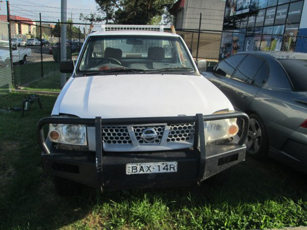 2004 NISSAN NAVARA TURBO DIESEL 4WD | Dismantling Now | Penrith Auto Recyclers are dismantling major brand cars right now! We offer fully tested second hand, used car parts and genuine or aftermarket products for most of the major brands. (../../dc/gallery/005_9.jpg)