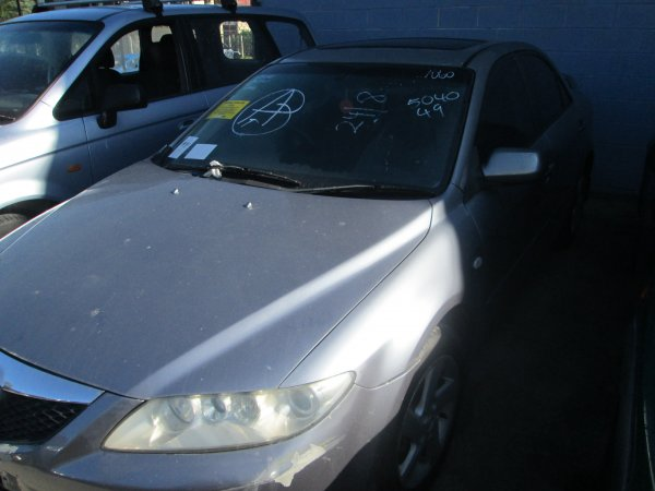 2005 MAZDA 6 SEDAN AUTO  | Dismantling Now | Penrith Auto Recyclers are dismantling major brand cars right now! We offer fully tested second hand, used car parts and genuine or aftermarket products for most of the major brands. (../../dc/gallery/006_6.jpg)