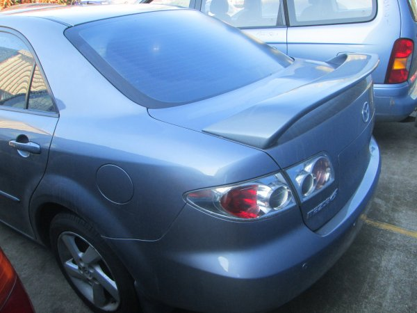 2005 MAZDA 6 SEDAN AUTO  | Dismantling Now | Penrith Auto Recyclers are dismantling major brand cars right now! We offer fully tested second hand, used car parts and genuine or aftermarket products for most of the major brands. (../../dc/gallery/007_11.jpg)