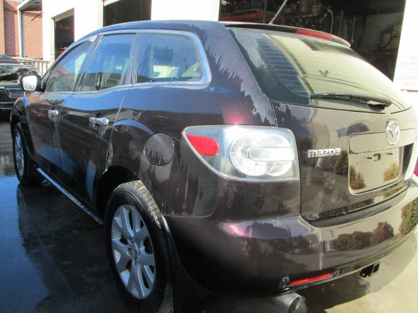 2008 MAZDA CX7 | Dismantling Now | Penrith Auto Recyclers are dismantling major brand cars right now! We offer fully tested second hand, used car parts and genuine or aftermarket products for most of the major brands. (../../dc/gallery/007_13.jpg)
