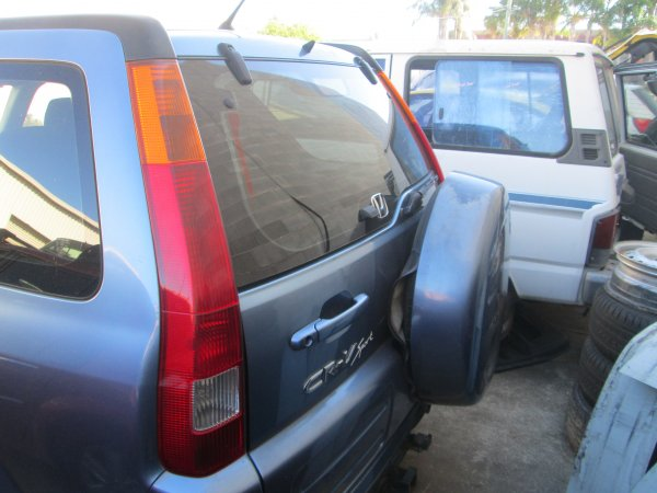 2003 HONDA CRV | Dismantling Now | Penrith Auto Recyclers are dismantling major brand cars right now! We offer fully tested second hand, used car parts and genuine or aftermarket products for most of the major brands. (../../dc/gallery/007_17.jpg)