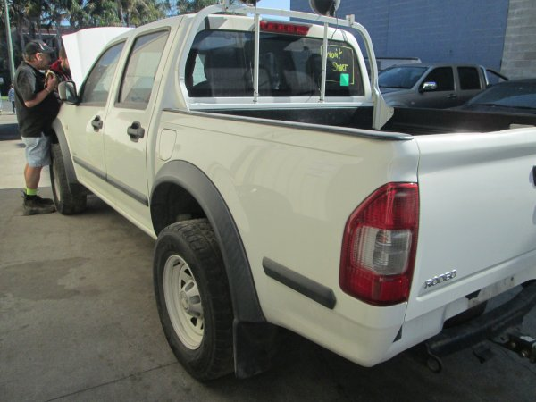 2004 RA RODEO DUAL CAB | Dismantling Now | Penrith Auto Recyclers are dismantling major brand cars right now! We offer fully tested second hand, used car parts and genuine or aftermarket products for most of the major brands. (../../dc/gallery/007_18.jpg)