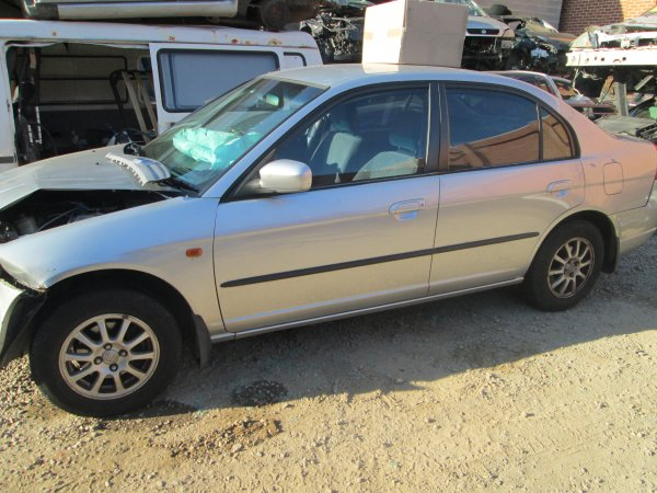 2002 HONDA CIVIC AUTO | Dismantling Now | Penrith Auto Recyclers are dismantling major brand cars right now! We offer fully tested second hand, used car parts and genuine or aftermarket products for most of the major brands. (../../dc/gallery/007_8.jpg)
