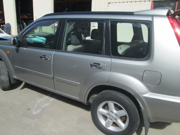 2003 NISSAN XTRAIL MANUAL | Dismantling Now | Penrith Auto Recyclers are dismantling major brand cars right now! We offer fully tested second hand, used car parts and genuine or aftermarket products for most of the major brands. (../../dc/gallery/008_3.jpg)