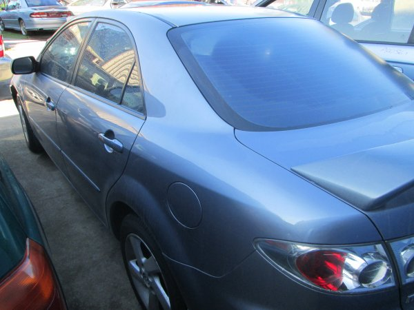 2005 MAZDA 6 SEDAN AUTO  | Dismantling Now | Penrith Auto Recyclers are dismantling major brand cars right now! We offer fully tested second hand, used car parts and genuine or aftermarket products for most of the major brands. (../../dc/gallery/008_8.jpg)