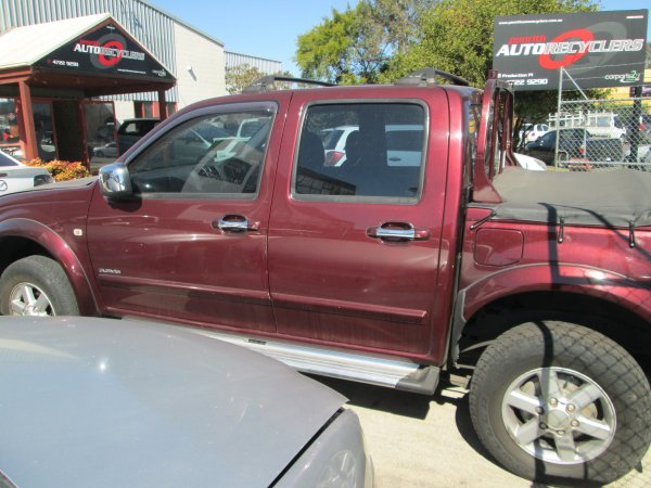 2005 HOLDEN RODEO DUAL CAB LOW KM | Dismantling Now | Penrith Auto Recyclers are dismantling major brand cars right now! We offer fully tested second hand, used car parts and genuine or aftermarket products for most of the major brands. (../../dc/gallery/009_12.jpg)