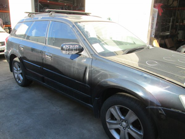 2005 SUBARU OUTBACK | Dismantling Now | Penrith Auto Recyclers are dismantling major brand cars right now! We offer fully tested second hand, used car parts and genuine or aftermarket products for most of the major brands. (../../dc/gallery/009_13.jpg)