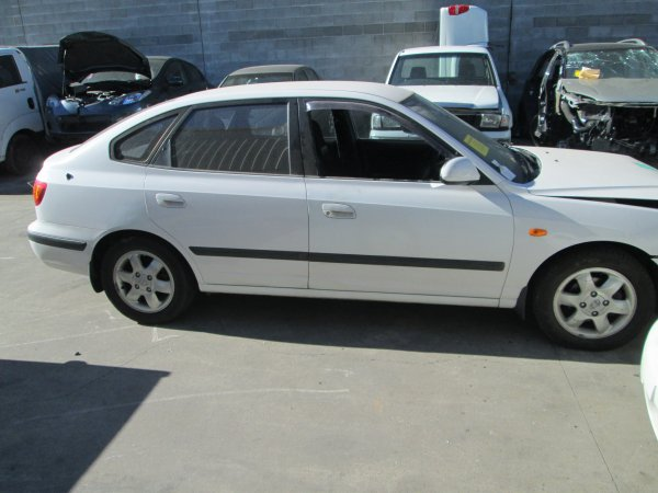 2003 HYUNDAI ELANTRA | Dismantling Now | Penrith Auto Recyclers are dismantling major brand cars right now! We offer fully tested second hand, used car parts and genuine or aftermarket products for most of the major brands. (../../dc/gallery/010_1.jpg)