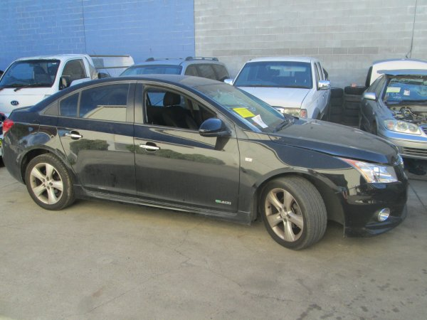 2012 HOLDEN CRUZE 1.4 TURBO LOW KM | Dismantling Now | Penrith Auto Recyclers are dismantling major brand cars right now! We offer fully tested second hand, used car parts and genuine or aftermarket products for most of the major brands. (../../dc/gallery/010_17.jpg)