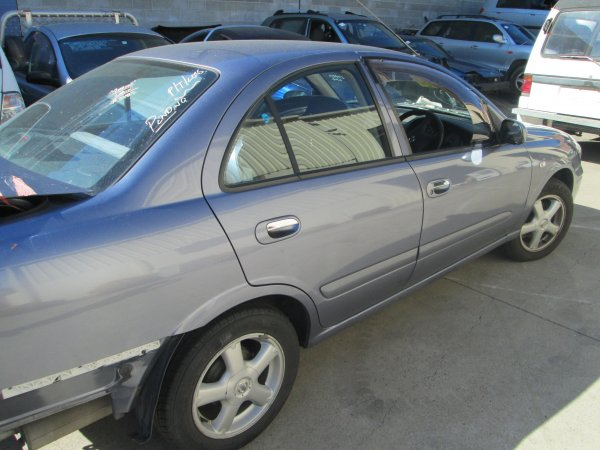 2005 NISSAN PULSAR 75000KMS | Dismantling Now | Penrith Auto Recyclers are dismantling major brand cars right now! We offer fully tested second hand, used car parts and genuine or aftermarket products for most of the major brands. (../../dc/gallery/010_5.jpg)