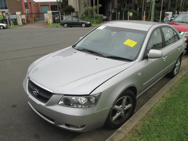2006 HYUNDAI SONATA V6 LOW KMS | Dismantling Now | Penrith Auto Recyclers are dismantling major brand cars right now! We offer fully tested second hand, used car parts and genuine or aftermarket products for most of the major brands. (../../dc/gallery/010_8.jpg)