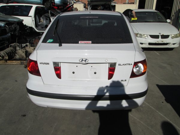 2003 HYUNDAI ELANTRA | Dismantling Now | Penrith Auto Recyclers are dismantling major brand cars right now! We offer fully tested second hand, used car parts and genuine or aftermarket products for most of the major brands. (../../dc/gallery/011_1.jpg)