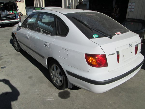2003 HYUNDAI ELANTRA | Dismantling Now | Penrith Auto Recyclers are dismantling major brand cars right now! We offer fully tested second hand, used car parts and genuine or aftermarket products for most of the major brands. (../../dc/gallery/012_1.jpg)