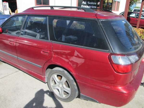 1999 SUBARU LIBERTY WAGON  | Dismantling Now | Penrith Auto Recyclers are dismantling major brand cars right now! We offer fully tested second hand, used car parts and genuine or aftermarket products for most of the major brands. (../../dc/gallery/017_2.jpg)