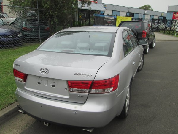 2006 HYUNDAI SONATA V6 LOW KMS | Dismantling Now | Penrith Auto Recyclers are dismantling major brand cars right now! We offer fully tested second hand, used car parts and genuine or aftermarket products for most of the major brands. (../../dc/gallery/018_2.jpg)