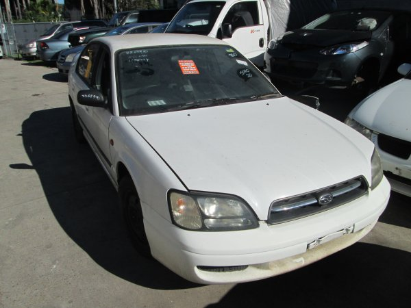 1999 SUBARU LIBERTY AWD 5SPEED | Dismantling Now | Penrith Auto Recyclers are dismantling major brand cars right now! We offer fully tested second hand, used car parts and genuine or aftermarket products for most of the major brands. (../../dc/gallery/019.jpg)