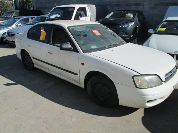 1999 SUBARU LIBERTY AWD 5SPEED | Dismantling Now | Penrith Auto Recyclers are dismantling major brand cars right now! We offer fully tested second hand, used car parts and genuine or aftermarket products for most of the major brands. (../../dc/gallery/020.jpg)