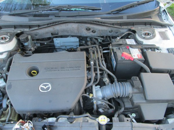 2006 MAZDA 6 SEDAN | Dismantling Now | Penrith Auto Recyclers are dismantling major brand cars right now! We offer fully tested second hand, used car parts and genuine or aftermarket products for most of the major brands. (../../dc/gallery/027.jpg)