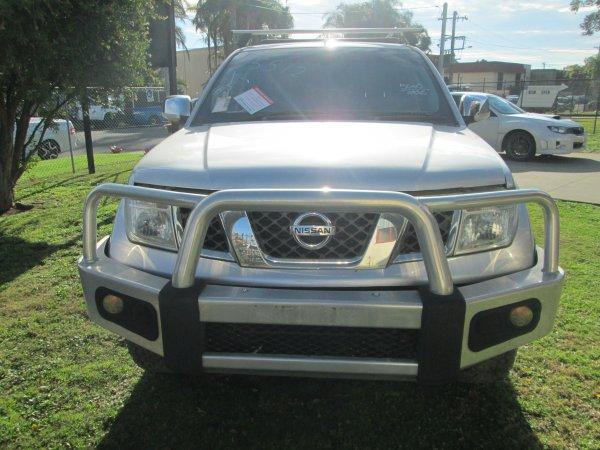 2009 NISSAN NAVARA TURBO DIESEL | Dismantling Now | Penrith Auto Recyclers are dismantling major brand cars right now! We offer fully tested second hand, used car parts and genuine or aftermarket products for most of the major brands. (../../dc/gallery/13062019_002.jpg)