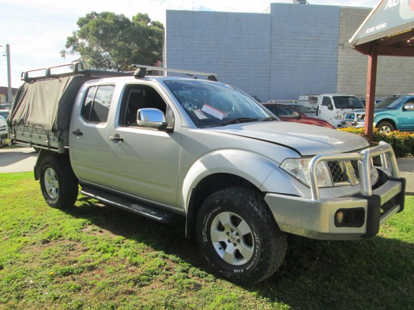 2009 NISSAN NAVARA TURBO DIESEL | Dismantling Now | Penrith Auto Recyclers are dismantling major brand cars right now! We offer fully tested second hand, used car parts and genuine or aftermarket products for most of the major brands. (../../dc/gallery/13062019_003.jpg)