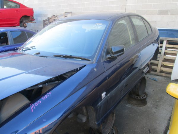 2005 HOLDEN COMMODORE VZ AUTO | Dismantling Now | Penrith Auto Recyclers are dismantling major brand cars right now! We offer fully tested second hand, used car parts and genuine or aftermarket products for most of the major brands. (../../dc/gallery/150716_002.jpg)