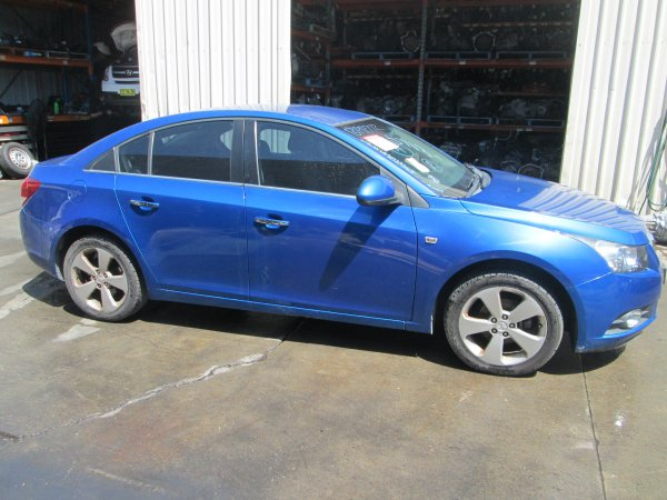 2010 HOLDEN CRUZE LOW KM | Dismantling Now | Penrith Auto Recyclers are dismantling major brand cars right now! We offer fully tested second hand, used car parts and genuine or aftermarket products for most of the major brands. (../../dc/gallery/18022019_007.jpg)