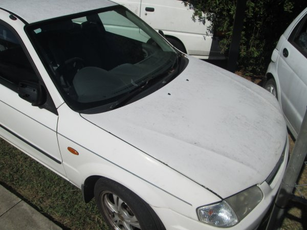 1999 MAZDA 323 ASTINA HATCH AUTO | Dismantling Now | Penrith Auto Recyclers are dismantling major brand cars right now! We offer fully tested second hand, used car parts and genuine or aftermarket products for most of the major brands. (../../dc/gallery/260416_mazda_003.jpg)
