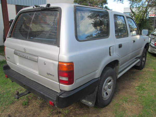 1992 4 RUNNER | Dismantling Now | Penrith Auto Recyclers are dismantling major brand cars right now! We offer fully tested second hand, used car parts and genuine or aftermarket products for most of the major brands. (../../dc/gallery/525_005.jpg)