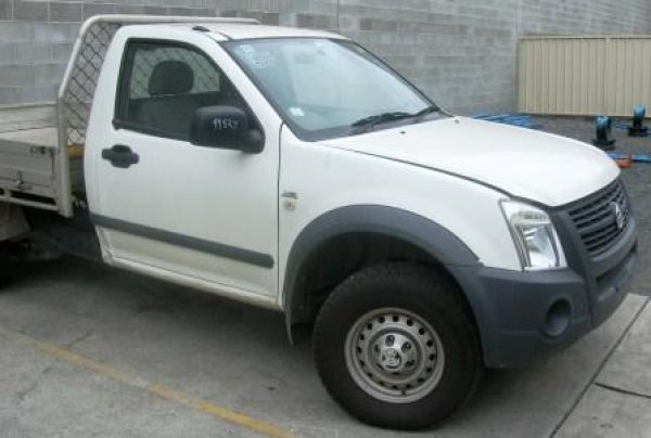 2007 HOLDEN RODEO UNDAMAGED | Dismantling Now | Penrith Auto Recyclers are dismantling major brand cars right now! We offer fully tested second hand, used car parts and genuine or aftermarket products for most of the major brands. (../../dc/gallery/A00020_B.jpg)