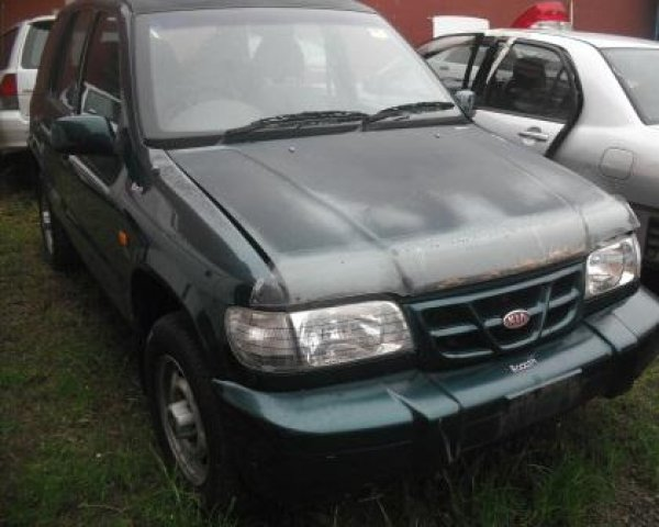 1999 KIA SPORTAGE | Dismantling Now | Penrith Auto Recyclers are dismantling major brand cars right now! We offer fully tested second hand, used car parts and genuine or aftermarket products for most of the major brands. (../../dc/gallery/A00039_B.jpg)