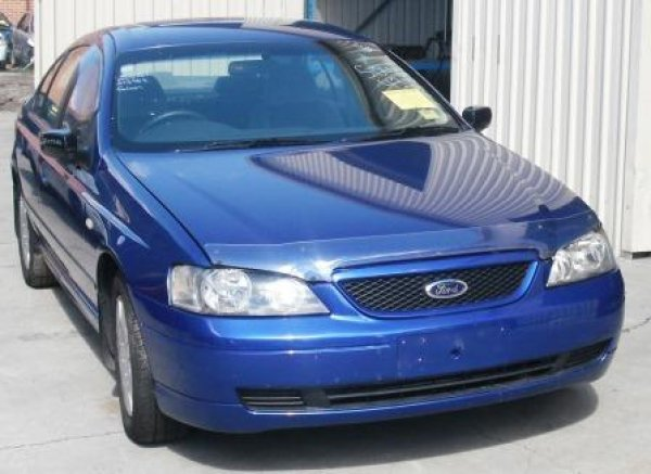 2003 BA FALCON  | Dismantling Now | Penrith Auto Recyclers are dismantling major brand cars right now! We offer fully tested second hand, used car parts and genuine or aftermarket products for most of the major brands. (../../dc/gallery/A00050_A.jpg)