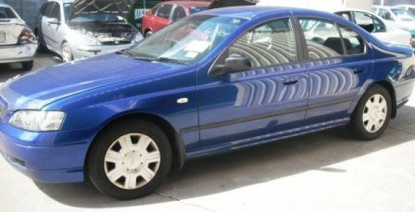 2003 BA FALCON  | Dismantling Now | Penrith Auto Recyclers are dismantling major brand cars right now! We offer fully tested second hand, used car parts and genuine or aftermarket products for most of the major brands. (../../dc/gallery/A00050_C.jpg)