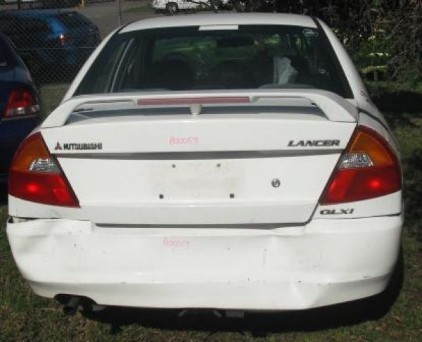 1999 MITSUBISHI LANCER SEDAN | Dismantling Now | Penrith Auto Recyclers are dismantling major brand cars right now! We offer fully tested second hand, used car parts and genuine or aftermarket products for most of the major brands. (../../dc/gallery/A00059_B_1.jpg)