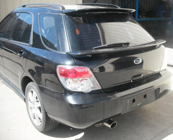 2005 SUBARU IMPREZA | Dismantling Now | Penrith Auto Recyclers are dismantling major brand cars right now! We offer fully tested second hand, used car parts and genuine or aftermarket products for most of the major brands. (../../dc/gallery/A00063_D.jpg)