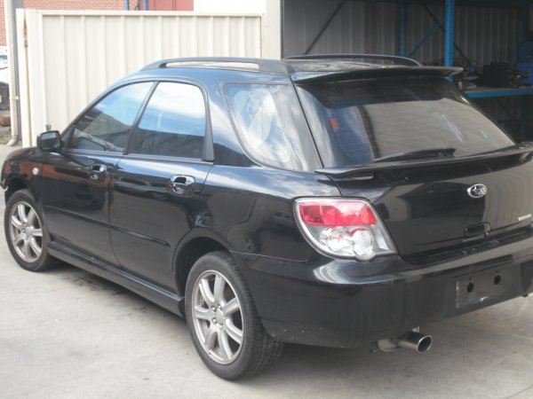 2005 SUBARU IMPREZA | Dismantling Now | Penrith Auto Recyclers are dismantling major brand cars right now! We offer fully tested second hand, used car parts and genuine or aftermarket products for most of the major brands. (../../dc/gallery/A00063_F.jpg)