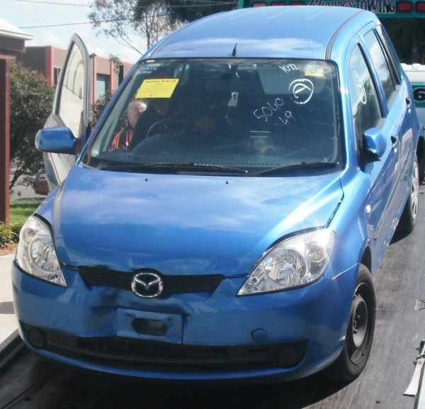 2006 MAZDA 2 HATCH | Dismantling Now | Penrith Auto Recyclers are dismantling major brand cars right now! We offer fully tested second hand, used car parts and genuine or aftermarket products for most of the major brands. (../../dc/gallery/A00065_A.jpg)