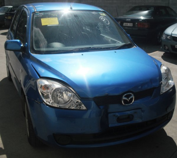 2006 MAZDA 2 HATCH | Dismantling Now | Penrith Auto Recyclers are dismantling major brand cars right now! We offer fully tested second hand, used car parts and genuine or aftermarket products for most of the major brands. (../../dc/gallery/A00065_F.jpg)