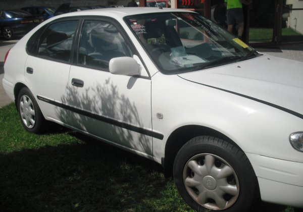 2000 TOYOTA COROLLA HATCH | Dismantling Now | Penrith Auto Recyclers are dismantling major brand cars right now! We offer fully tested second hand, used car parts and genuine or aftermarket products for most of the major brands. (../../dc/gallery/A00067_C.jpg)