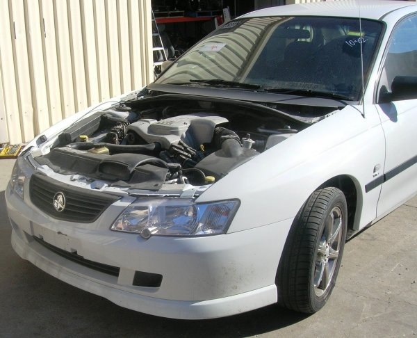 2003 VY COMMODORE  | Dismantling Now | Penrith Auto Recyclers are dismantling major brand cars right now! We offer fully tested second hand, used car parts and genuine or aftermarket products for most of the major brands. (../../dc/gallery/A00077_D.jpg)