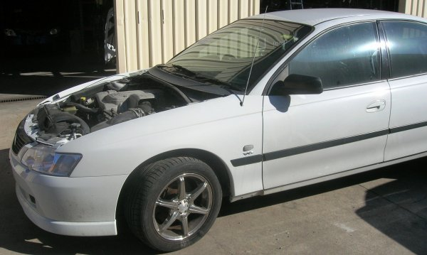 2003 VY COMMODORE  | Dismantling Now | Penrith Auto Recyclers are dismantling major brand cars right now! We offer fully tested second hand, used car parts and genuine or aftermarket products for most of the major brands. (../../dc/gallery/A00077_E.jpg)