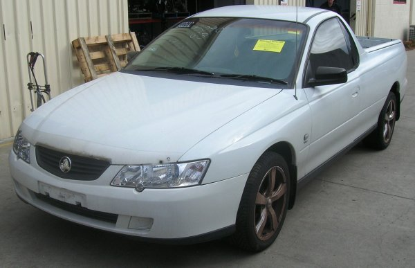 2003 VY UTE COMPLETE | Dismantling Now | Penrith Auto Recyclers are dismantling major brand cars right now! We offer fully tested second hand, used car parts and genuine or aftermarket products for most of the major brands. (../../dc/gallery/A00079_B.jpg)