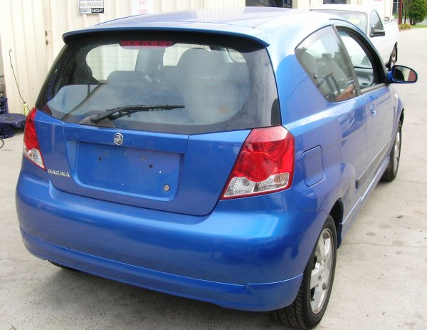 2006 TK BARINA LOW KMS | Dismantling Now | Penrith Auto Recyclers are dismantling major brand cars right now! We offer fully tested second hand, used car parts and genuine or aftermarket products for most of the major brands. (../../dc/gallery/A00080_D.jpg)