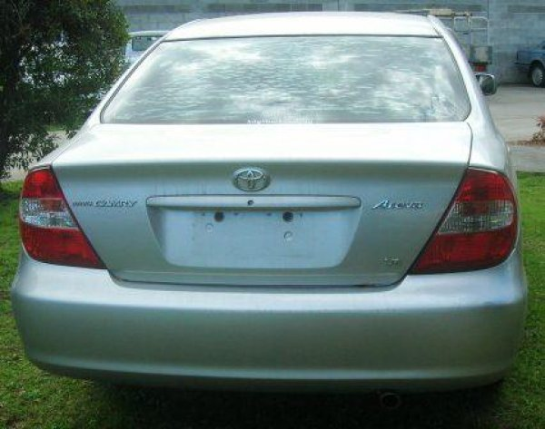 2004 SV36 CAMRY LOW KMS | Dismantling Now | Penrith Auto Recyclers are dismantling major brand cars right now! We offer fully tested second hand, used car parts and genuine or aftermarket products for most of the major brands. (../../dc/gallery/A00085_C.jpg)