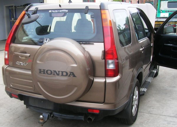HONDA CRV SPORTS 2005 | Dismantling Now | Penrith Auto Recyclers are dismantling major brand cars right now! We offer fully tested second hand, used car parts and genuine or aftermarket products for most of the major brands. (../../dc/gallery/A00096_A.jpg)
