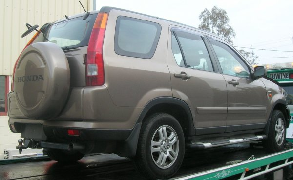 HONDA CRV SPORTS 2005 | Dismantling Now | Penrith Auto Recyclers are dismantling major brand cars right now! We offer fully tested second hand, used car parts and genuine or aftermarket products for most of the major brands. (../../dc/gallery/A00096_C.jpg)