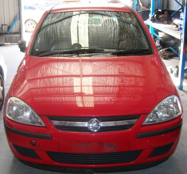 2005 BARINA COMPLETE CAR  | Dismantling Now | Penrith Auto Recyclers are dismantling major brand cars right now! We offer fully tested second hand, used car parts and genuine or aftermarket products for most of the major brands. (../../dc/gallery/A00098_E.jpg)