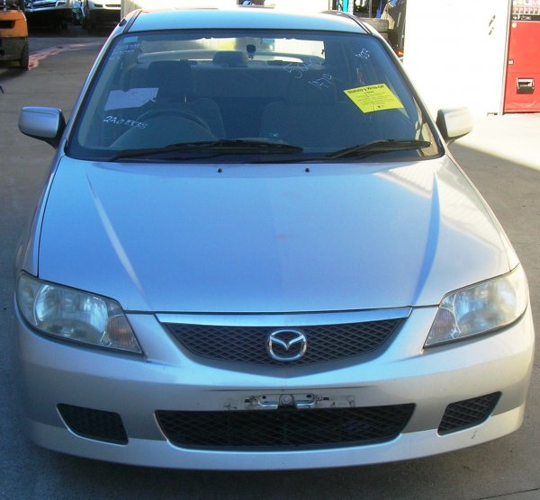 2001 MAZDA 323 PROTEGE  | Dismantling Now | Penrith Auto Recyclers are dismantling major brand cars right now! We offer fully tested second hand, used car parts and genuine or aftermarket products for most of the major brands. (../../dc/gallery/A00101_A.jpg)