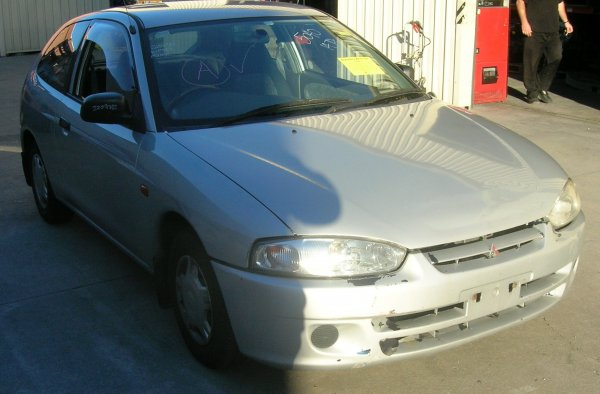 2000 MITSUBISHI MIRAGE | Dismantling Now | Penrith Auto Recyclers are dismantling major brand cars right now! We offer fully tested second hand, used car parts and genuine or aftermarket products for most of the major brands. (../../dc/gallery/A00103_A.jpg)