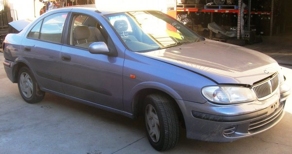 2003 NISSAN PULSAR N16  | Dismantling Now | Penrith Auto Recyclers are dismantling major brand cars right now! We offer fully tested second hand, used car parts and genuine or aftermarket products for most of the major brands. (../../dc/gallery/A00105_B_1.jpg)